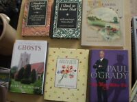 Small job lot of 12 lovely books, very good condition or better