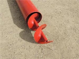 """Farm King F1200 Utility Auger - 6"""" x 11' pencil auger, motor mou Regina Regina Area image 2"""