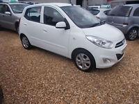 Hyundai i10 1.2 ( 85bhp ) 2012 MY Active 39500 MILES £30 ROADTAX
