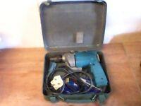 Classic 230v makita drill in original box