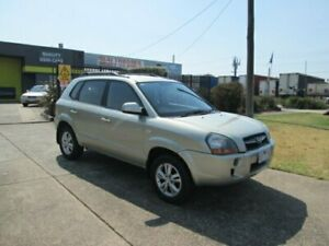 2009 Hyundai Tucson 08 Upgrade City SX Silver 5 Speed Manual Wagon Epping Whittlesea Area Preview