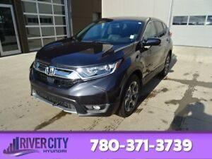 2018 Honda CR-V AWD EX-L Leather,  Heated Seats,  Sunroof,  Back