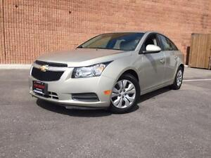2014 Chevrolet Cruze 1LT-AUTOMATIC-TURBO-FINANCING AVAILABLE