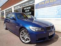 BMW 325 3.0TD 2007 d M Sport F/S/H New Clutch/Dual Mass P/X