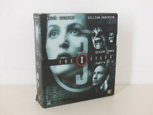 The X Files VCD Set - Season Three Part 4
