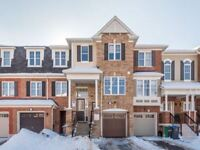 Newer Townhome Located In Mount Pleasant At Bovaird & Creditview