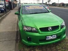 2007 Holden Commodore VE SV6 Green 5 Speed Automatic Sedan Fawkner Moreland Area Preview