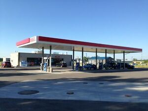 ESSO GAS STATION FOR SALE NEAR GUELPH