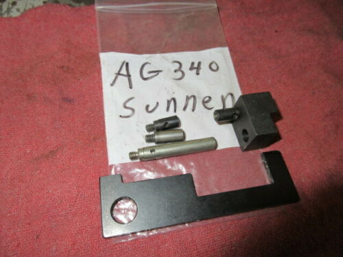USED Sunnen #AG-340 Large Point Extension Set for AG-300 Gauge