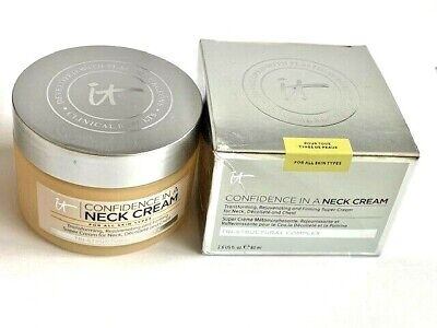 IT Cosmetics Confidence in a Neck Cream Moisturizer, ANTI AGEING 80 ml