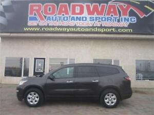 2015 Chevrolet Traverse LS   AWD  7 Passenger  PST Paid!