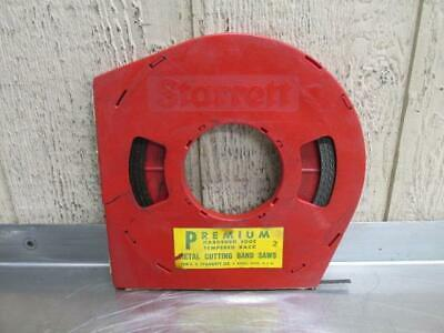 Starrett 100 Ft. Bandsaw Blade Band Saw Roll Coil 14 X 24t X 100 Ft.