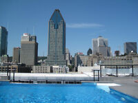 ***CONDO A LOUER VIEUX MONTREAL***JUNE/JULY