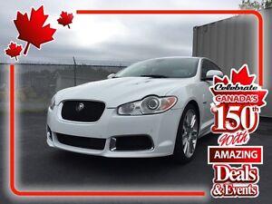 2011 Jaguar XF XF w/ALLOYS/LEATHER/BLUETOOTH/KEYLESS ENTRY/FLAWL