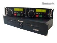 dj equipment from NEW MARK