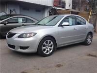 2006 Mazda Mazda3 GS AUTOMATIQUE FINANCEMENT 1ERE..2IEM..3IEM CH