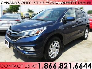 2015 Honda CR-V EX-L | NO ACCIDENTS | AWD