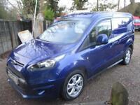 2014 Ford Transit Connect 1.6TDCi ( 75PS ) 200 L1 NO VAT 60000 MILES CHOICE OF 2