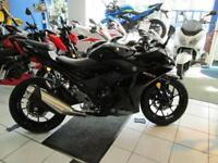 Suzuki GSX250R WITH ONLY44 MILES LOW RATE FINANCE