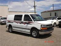 2007 Chevrolet 3500 Duramax Express Cargo Van