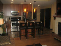 Canmore - luxury 2-bed mountain condo, June 18-24