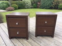 2 x NEXT Bedside Tables - BARGAIN £75 the pair.