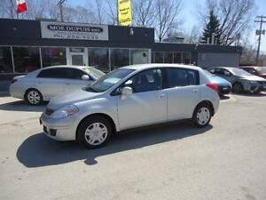 2011 Nissan Versa 1.8 S,ONLY 84 000KMS!! NEW TIRES!!