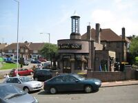 Part time bar role for busy local pub