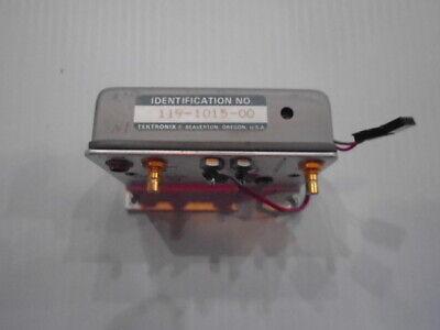 Tektronix 119-1015-00 Amplifier - Filter Module From 492 Spectrum Analyzers