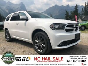 2017 Dodge Durango GT AWD HEMI V8 SUNROOF LEATHER