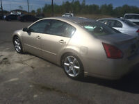 2005 Nissan Maxima SE Sedan - CLEAN CAR ***LOW KM***