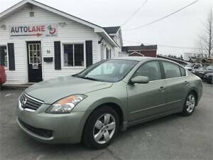 2007 Nissan Altima 2.5 S New MVI Runs drives excellent $4495