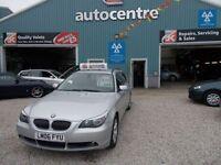 BMW 5 SERIES 2.5 525I SE 5d 215 BHP ESTATE (silver) 2006
