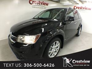 2015 Dodge Journey R/T V6 AWD w/ Leather, DVD