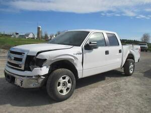 2013 Ford F-150 XLT **BRANDED SALVAGE**