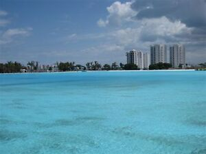 Ocean front 2Bedroom Condo  on the Pacific Ocean in Panama,
