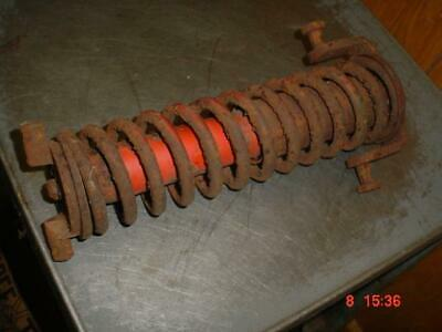 Original Allis Chalmers Tractor Wd-wd45 Tractor Working Seat Shock Absorber Ac