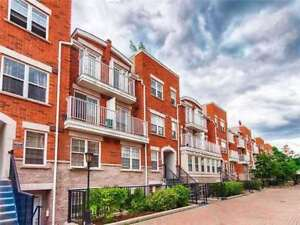 2 Bedroom + 3rd Level, Fully Renovated Condo Townhouse