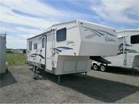 2001 25' CITATION FIFTH WHEEL WITH SLIDE! $7495!!