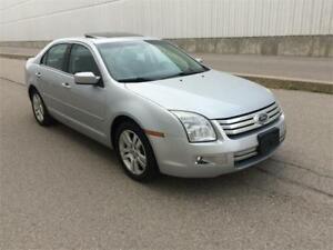 2006 Ford Fusion SEL V6,Leather,No Accidents,Low Km