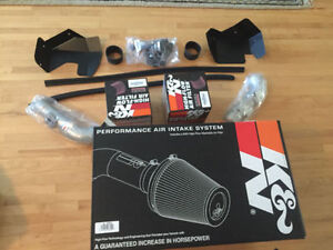 ** 370z G37 BRAND NEW K&N cold air intake for INFINITY OR NISSAN