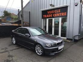 BMW 3 SERIES 2.0 320CD M SPORT 2d 148 BHP (grey) 2005