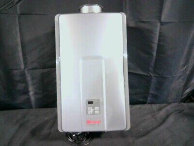 Rinnai RL94I Tankless Water Heater - 199,000 BTU - New Please Read