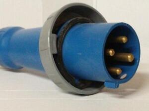HUBBELL C460P9W AC Plug (each)