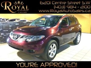 2013 Nissan Murano SL w/ LEATHER, BACK UP CAM, DUAL SUNROOF
