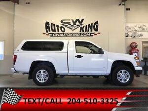 2009 Chevrolet Colorado LT w/1SD / LOW Kms / 4x4 / Loaded