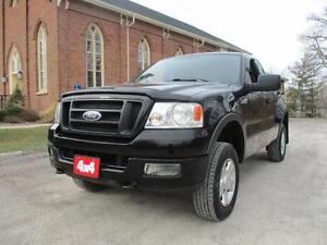 2004 Ford F-150 FX4 - FLARESIDE+4X4+SUPER CLEAN+CERTIFIED!!