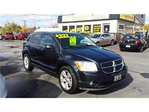 2011 Dodge Caliber SXT GAURANTEED FINANCING