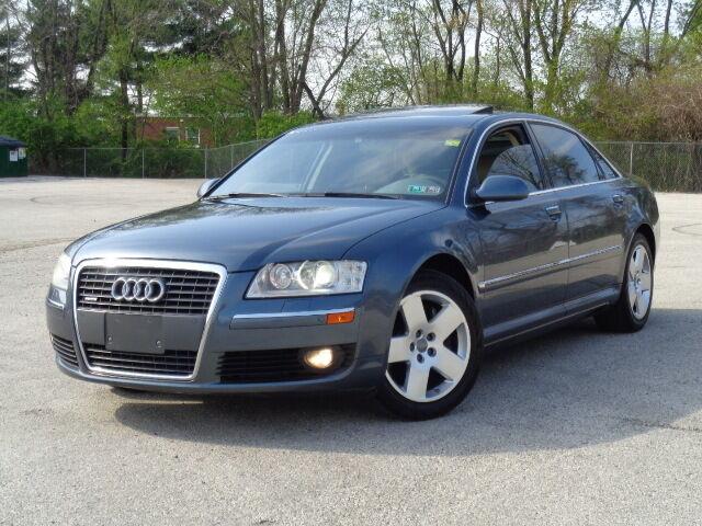 Imagen 1 de Audi A8  blue