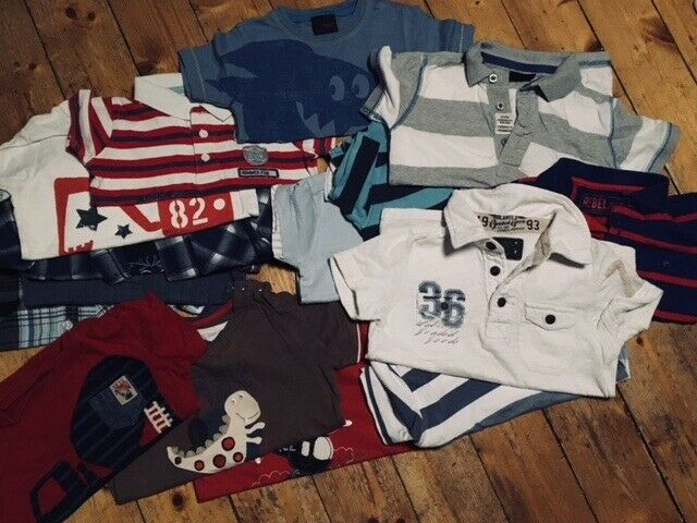 fbb2fb67b Boundle of boys clothes size 12-24 months
